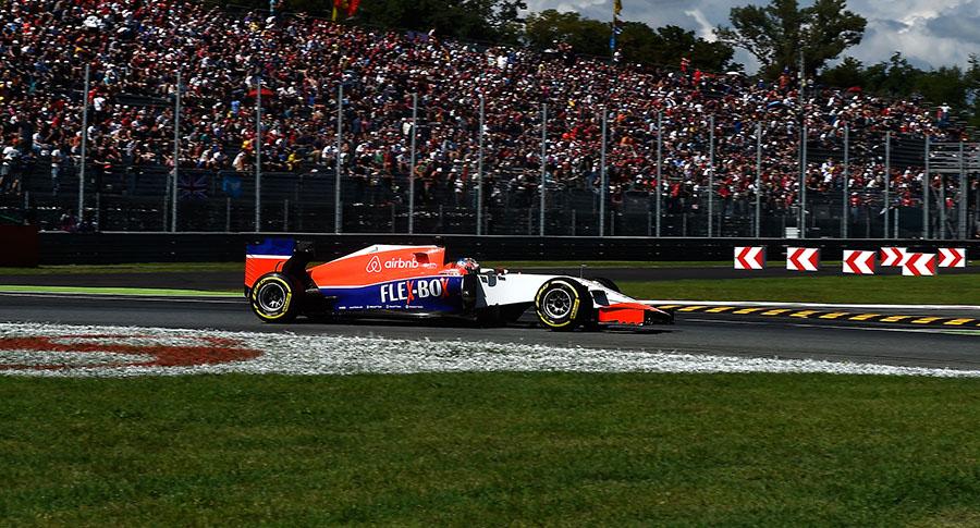 2015 marcou a última temporada da Manor com o nome de Marussia