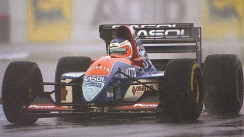 Imagem sobre Donington-93: Barrichello conta detalhes do dia em que surpreendeu a F1
