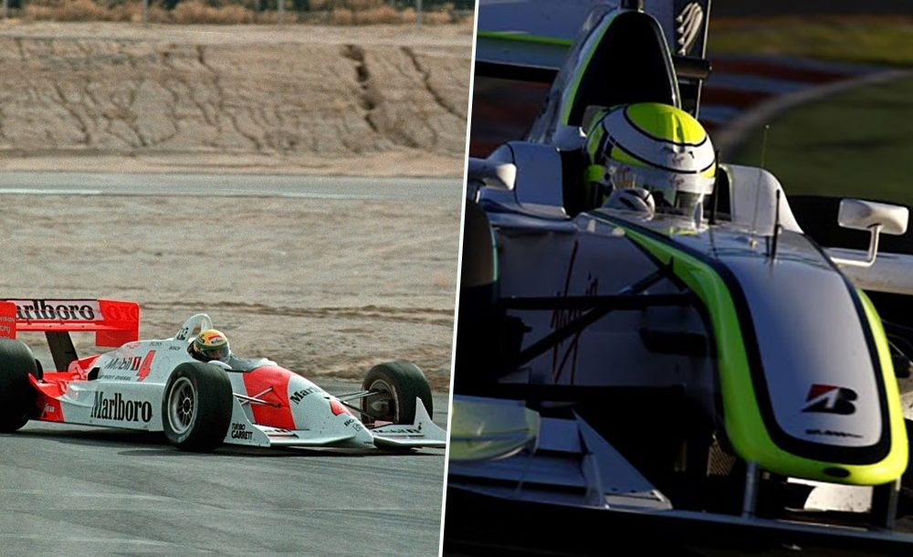 Senna fez teste pela Penske com carro da Indy em 1992