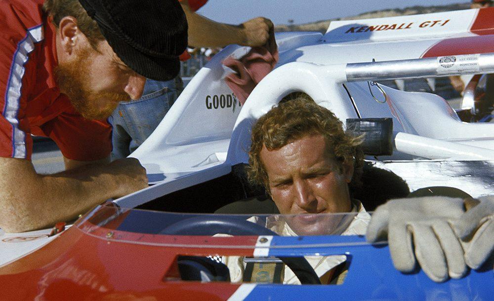 Hurley Haywood venceu três vezes em Le Mans e tem o recorde de triunfos em Daytona com cinco