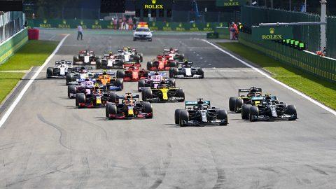 Imagem sobre Como irão funcionar as Corridas Curtas de Classificação da F1
