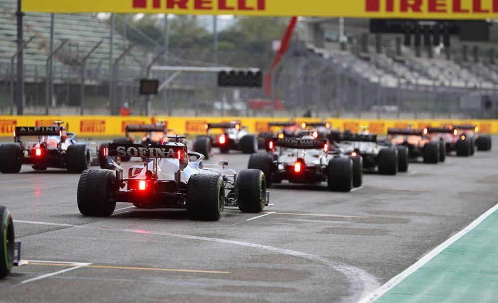 F1 itá testar novo formato de final de semana em 2021