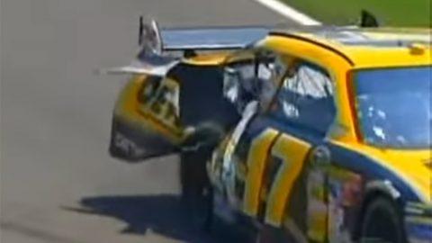Imagem sobre O caso do fiasco dos pneus em Indianápolis. Da Nascar!