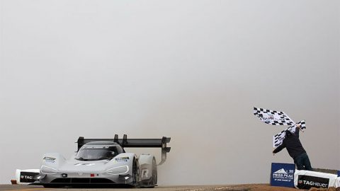 Imagem sobre Recorde, tecnologia elétrica, dieselgate: como a VW dominou Pikes Peak