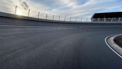 Imagem sobre Zandvoort traz de volta o desafio das curvas inclinadas à F1