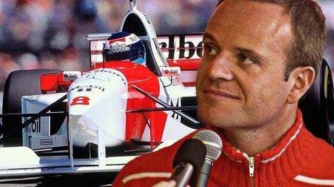 Imagem sobre A incerteza que melou a ida de Barrichello para a McLaren em 1995