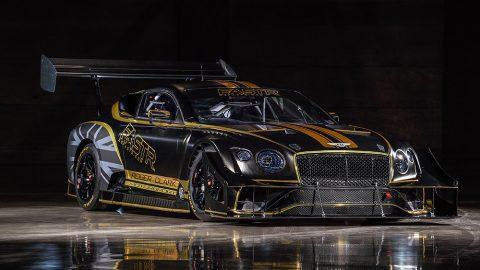 Imagem sobre Conheça o incrível Continental GT que a Bentley levará para Pikes Peak