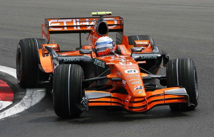 Markus Winkelhock em Nurburgring