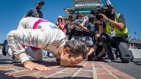 Imagem sobre Novato, pós-julgamento e veterano: a epopeia de Castroneves na Indy 500