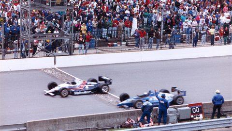 Imagem sobre Cronometragem errou no recorde da chegada da Indy 500 de 1992?