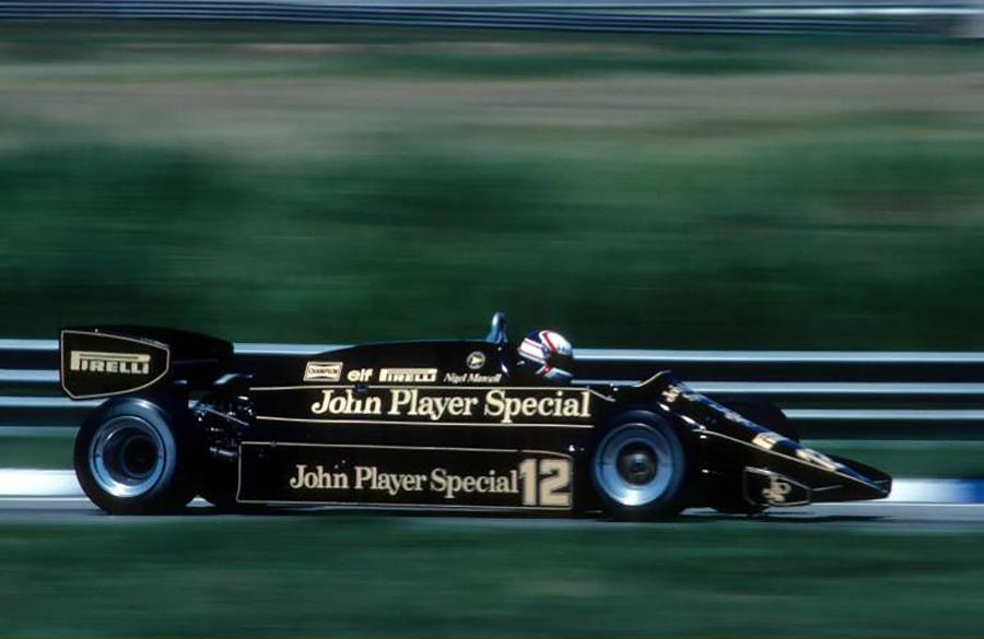 Da ideia original de Colin Chapman à obra de arte da Willimas: a evolução da suspensão ativa na F1
