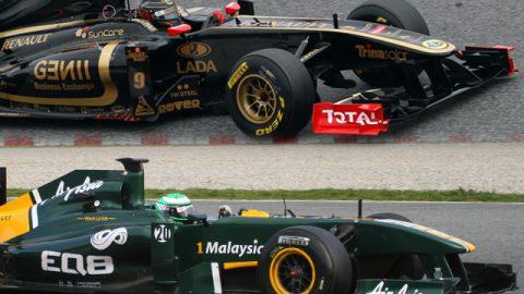 Imagem sobre Confusão explicada: por que a F1 teve duas Lotus em 2011?