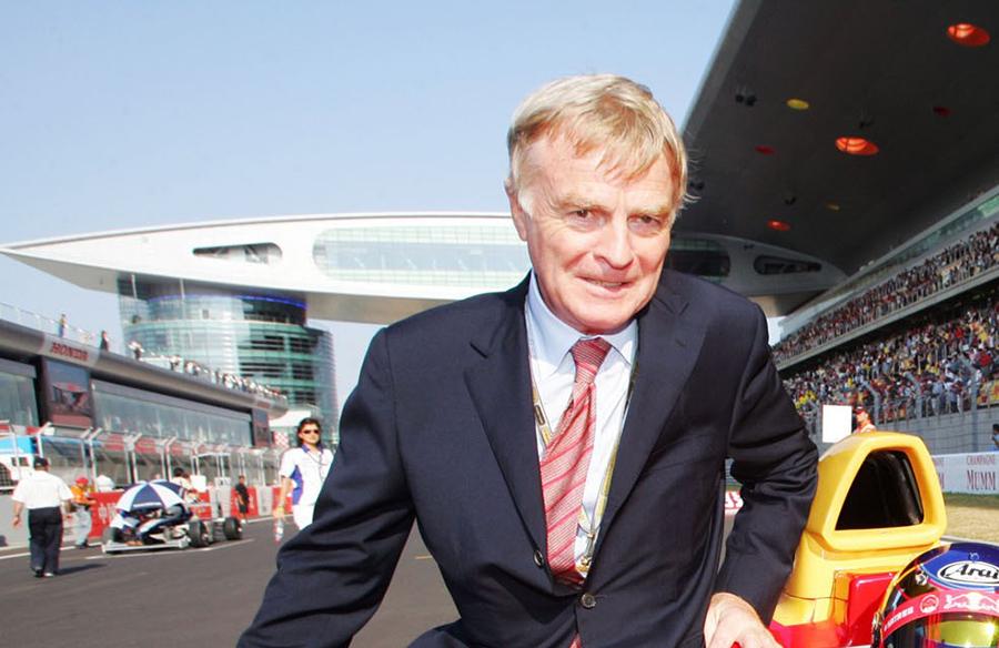 Max Mosley foi presidente da FIA de 1993 a 2009