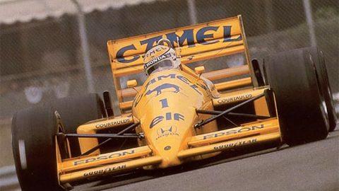 Imagem sobre Status de nº1 e muita grana: detalhes do contrato de Piquet com a Lotus