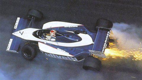 Imagem sobre GP de Mônaco representou calvário para algumas lendas da F1