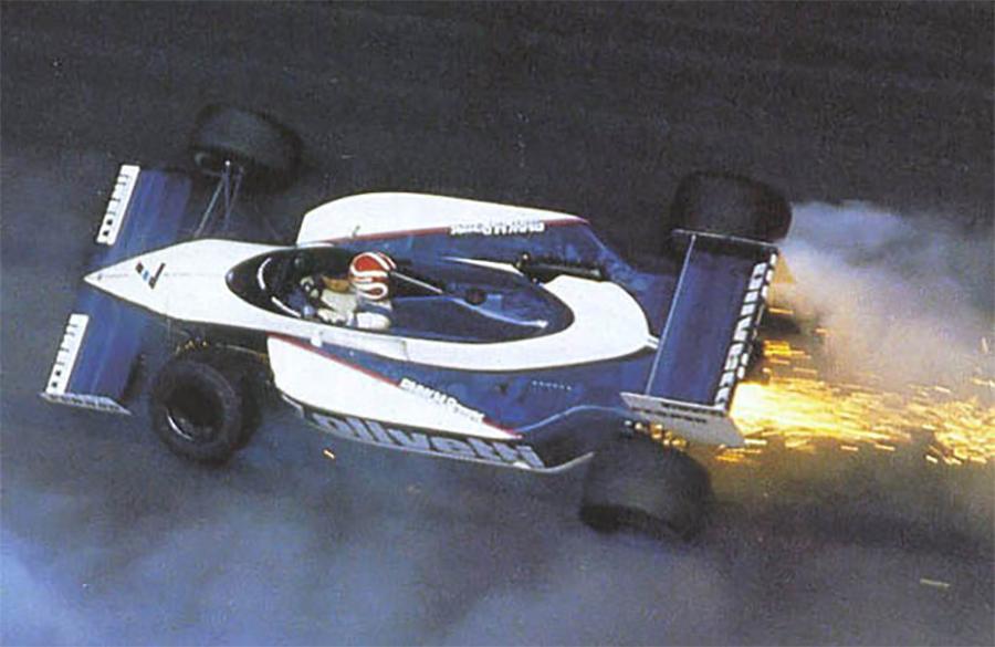 Nelson Piquet é um dos grandes pilotos da história da F1 a não vencer em Mônaco
