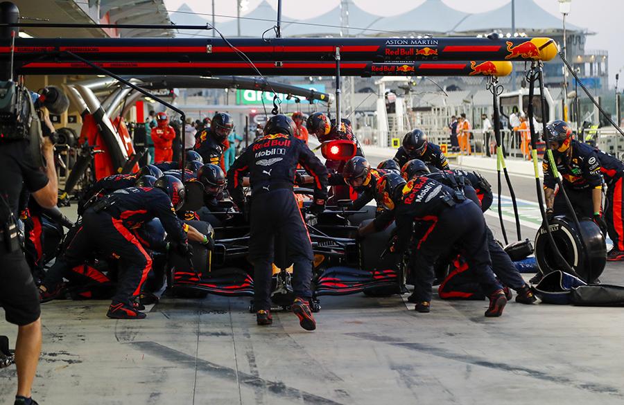 Estratégia de pit stop é essencial na F1 moderna