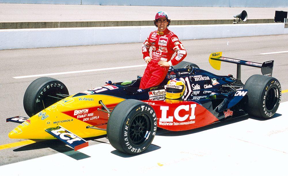 André Ribeiro é o único brasileiro a vencer uma prova da Indy no país