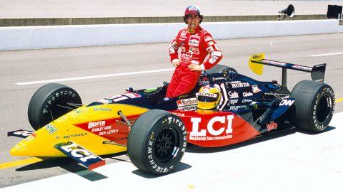 Imagem sobre André Ribeiro e o marco para o Brasil e a Honda na Indy