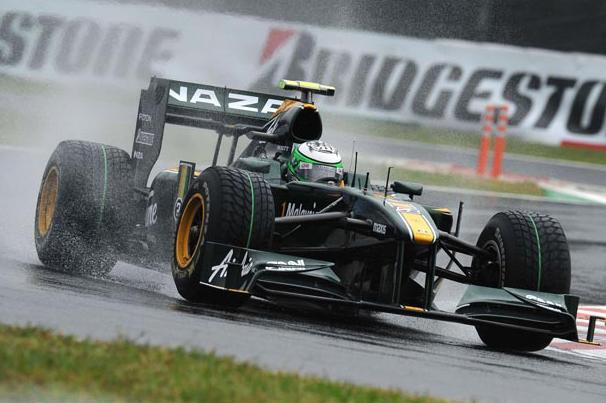 Lotus Racing 2010
