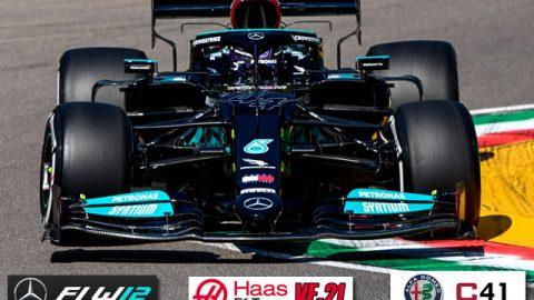 Imagem sobre De Mercedes W12 a Haas VF-21: o que significam as siglas dos carros da F1?