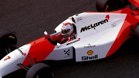 Imagem sobre De estrela a descartável: o fracasso de Michael Andretti na F1
