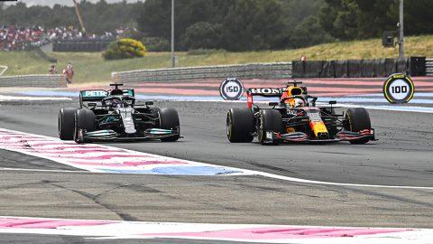 Imagem sobre Erros e acertos: o jogo estratégico de Red Bull e Mercedes na França