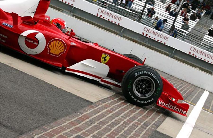 500 Milhas de Indianápolis fizeram parte do Mundial da F1 nos anos 50. Depois, circuito foi sede do GP dos EUA