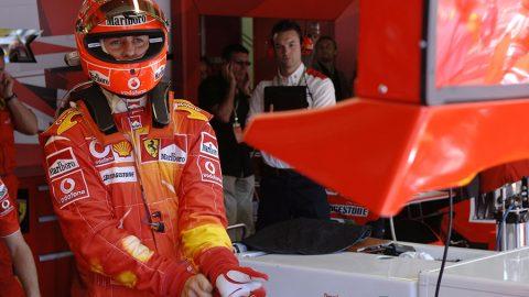 Imagem sobre O dia em que Schumacher estacionou seu carro por pole em Mônaco