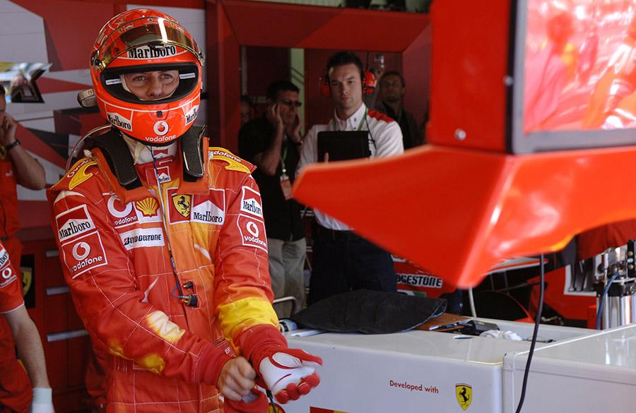 Schumacher: grandes vitórias e grandes polêmicas