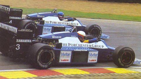 Imagem sobre O golpista que passou conta falsa para Tyrrell depositar verba de motor