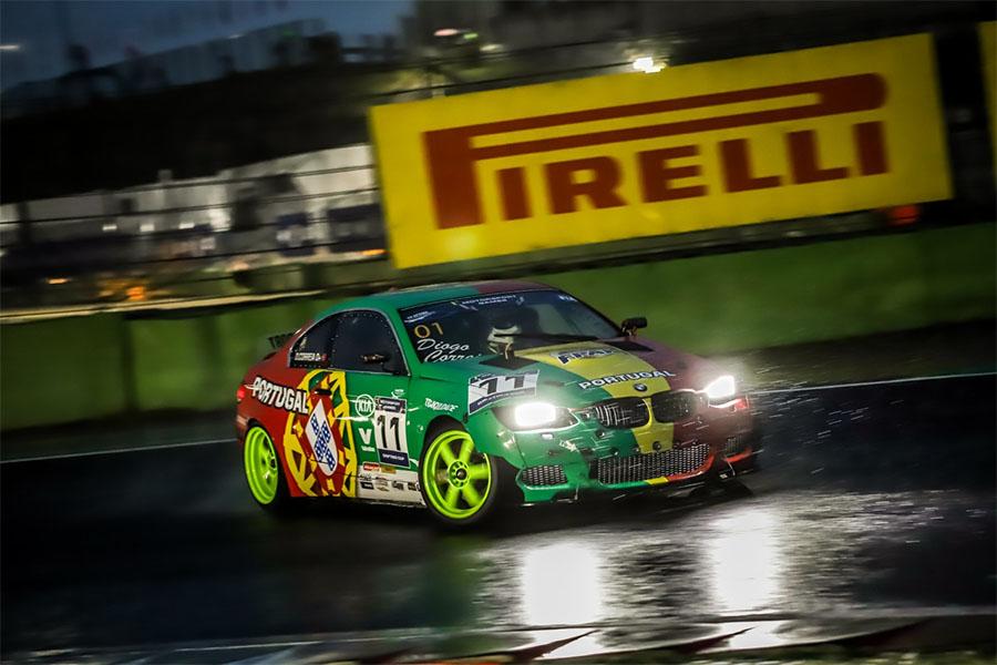 Modalidade que tem crescido bastante nos últimos anos, o Drifting está presente no FIA Motorsport Games