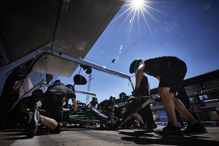 Pit stop terá novas regras na F1 a partir do GP da Hungria de 2021