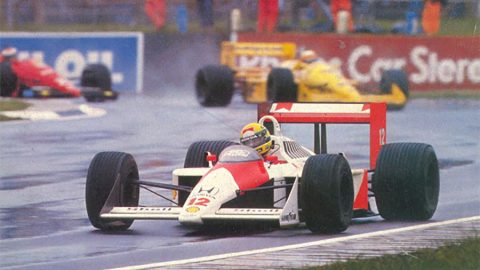 Imagem sobre McLaren MP4-4 e a polêmica: quem criou o carro mais dominante da F1?