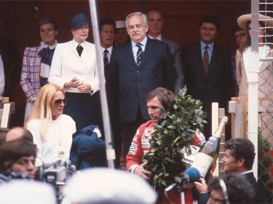 O GP de Mônaco de 1980 foi uma das principais vitórias de Reutemann na F1