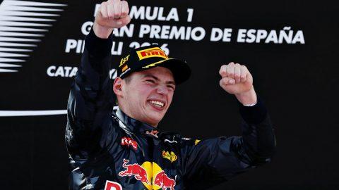 Imagem sobre Como Max Verstappen teve uma ascensão meteórica ao estrelato da F1
