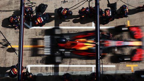Imagem sobre O que vai mudar no pit stop da F1 com diretiva técnica e por quê