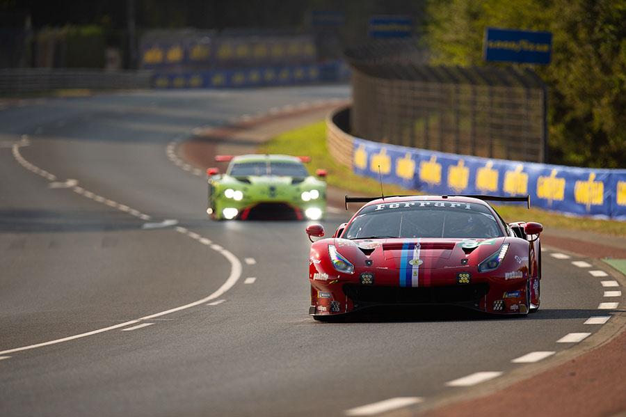 Equilíbrio dos carros para estilos diferentes dos pilotos, mistura de trechos de longas retas com curvas desafiadoras e mudanças de temperatura entre a noite e o dia é o grande desafio em Le Mans