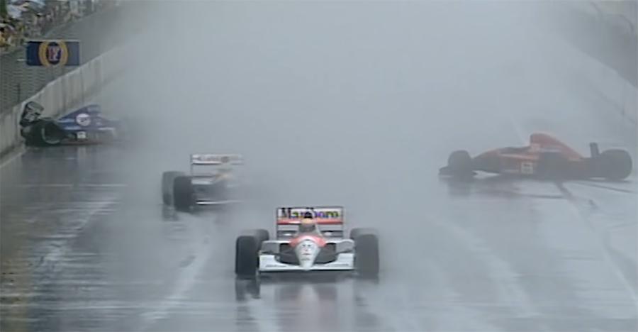 Por quase 30 anos, o GP da Austrália de 1991, vencido por Ayrton Senna, estava no topo de GPs mais curtos da história da F1