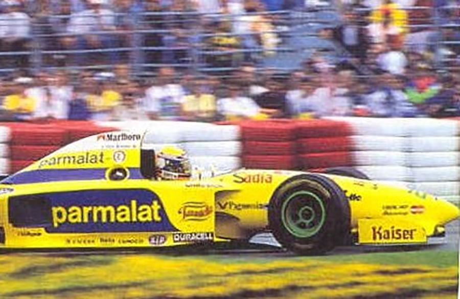 O FG01 da Forti Corse foi o último F1 com câmbio manual