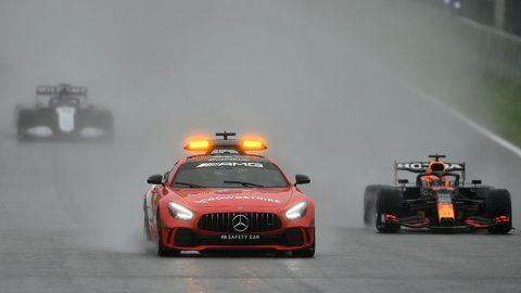 Imagem sobre As seis corridas mais curtas da história da F1