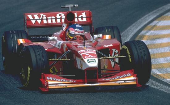 Após título de 1997, carreira de Villeneuve na F1 desceu ladeira abaixo