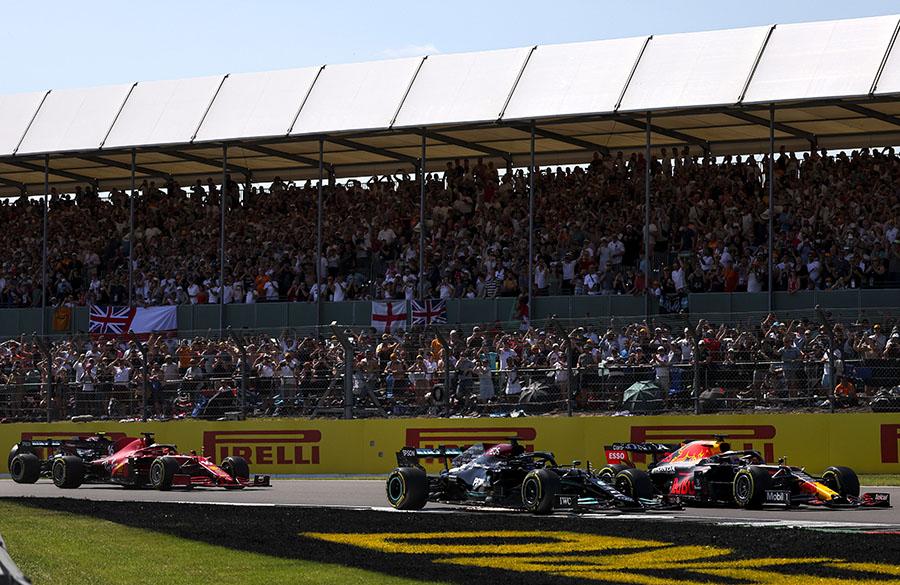 Depois das férias de agosto, a F1 volta as atividades em 2021