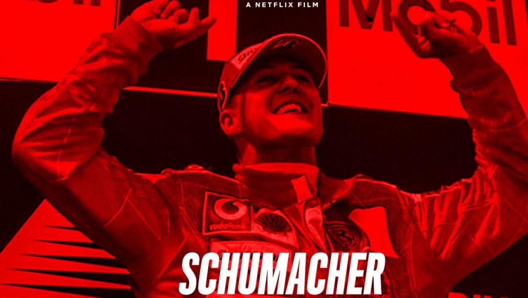 Michael Schumacher ganhou uma produção no Netflix