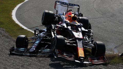 """Imagem sobre """"Direito ao Espaço"""": a decisão dos comissários na punição a Verstappen"""