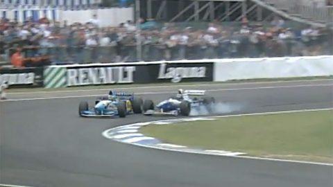 Imagem sobre Relembre 12 casos em que adversários pelo título da F1 bateram