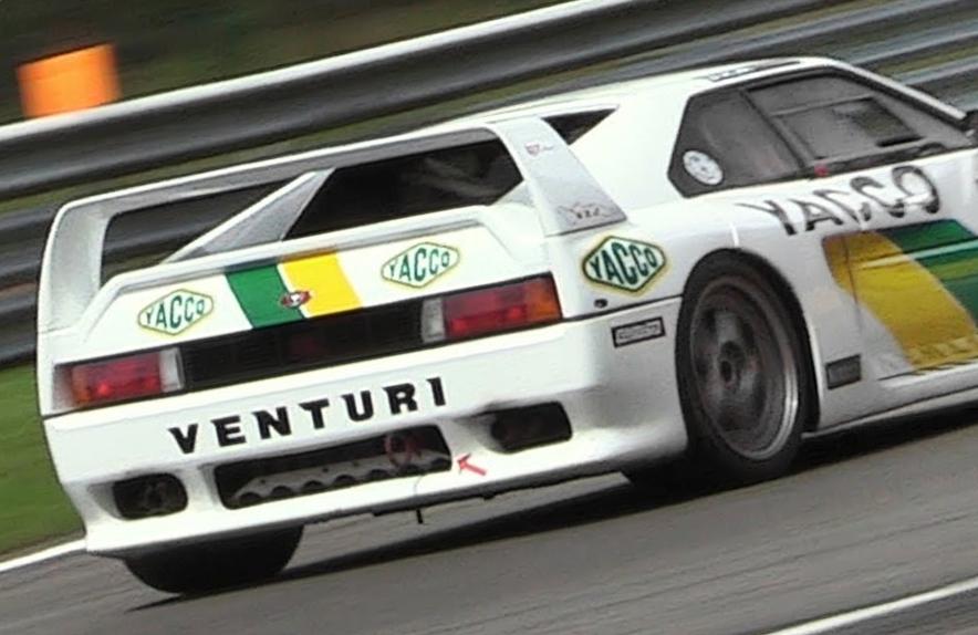 Venturi já teve sucesso nos GTs, equipe de F1, e hoje faz carros elétricos e participa da Fórmula E