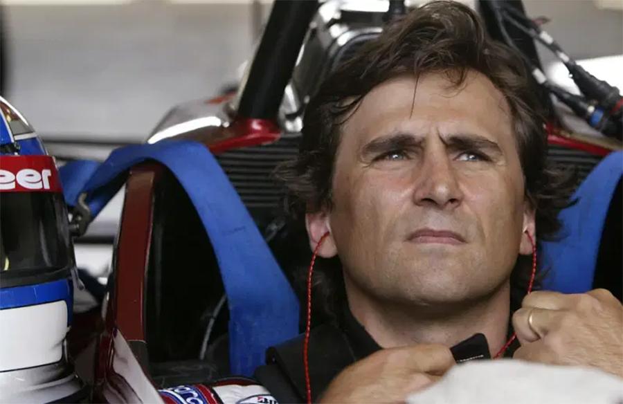 Zanardi sofreu grave acidente em etapa da Cart em 2001 na Alemanha