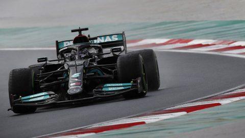 Imagem sobre As opções e decisões da Mercedes com Hamilton na Turquia