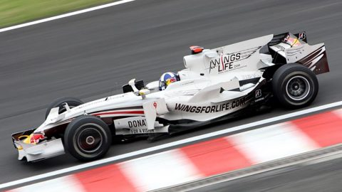 Imagem sobre Relembre 10 pinturas únicas e inusitadas de equipes da F1